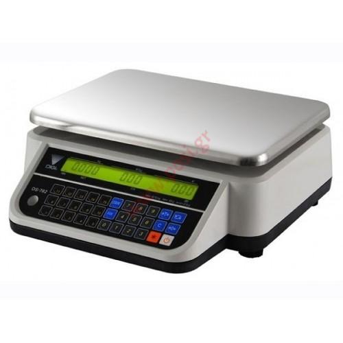 Ζυγαριά DIGI DS-782BR χωρίς εκτυπωτή και οθόνη στο σώμα του ζυγού