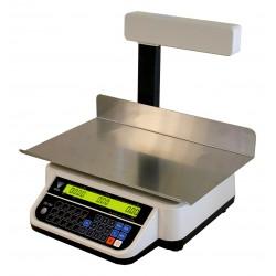 Ζυγαριά DIGI DS-782 P χωρίς εκτυπωτή και υπερυψωμένη οθόνη