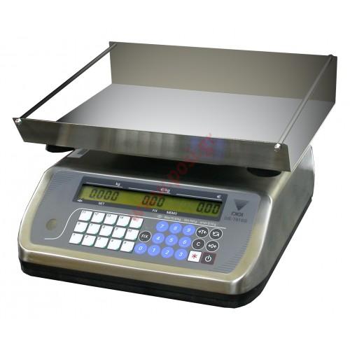 Ζυγαριά DIGI DS-781 SSB χωρίς εκτυπωτή και οθόνες στο σώμα του ζυγού (Ανοξείδωτη-Στεγανή)