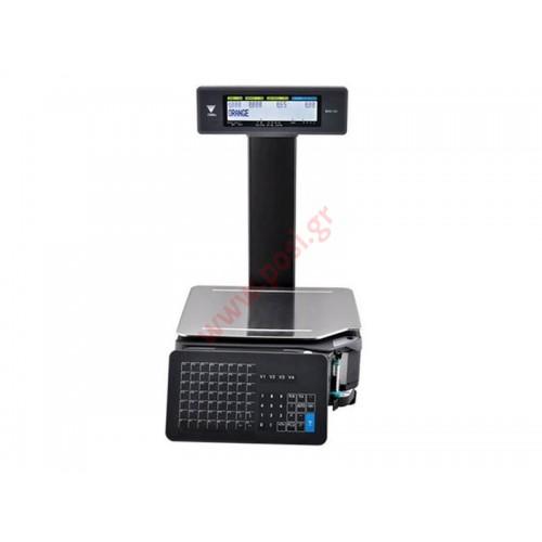 Ζυγαριά DIGI SM-120P LL με εκτυπωτή Linerless και υπερυψωμένη οθόνη