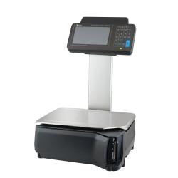 Ζυγαριά DIGI SM-5300EV με εκτυπωτή-υπερυψωμένες οθόνες και πληκτρολόγιο (Pc Based)