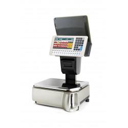 Ζυγαριά DIGI SM-5500α EV με εκτυπωτή και υπερυψωμένες οθόνες 7''-12,1'' (Pc Based)