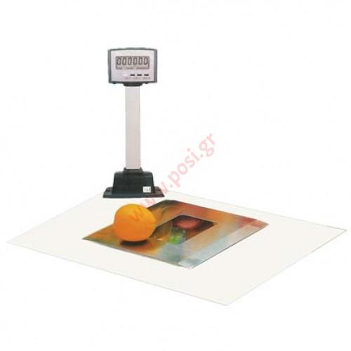 Ζυγαριά ταμείου με υποδοχή scanner DIGI DS-984PS (Scanner scale)