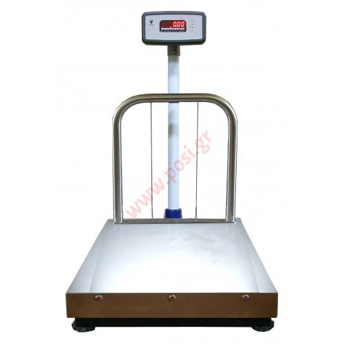 Ζυγαριά-πλάστιγγα DIGI DS-560S-GC 500x600mm 300kg