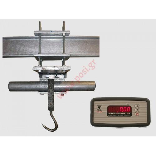 Ζυγαριά διακίνησης σε σωλήνα ή HELM DS-560/SK-300