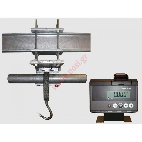 Ζυγαριά διακίνησης σε σωλήνα ή HELM DS-162P/SK-600