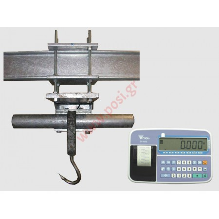 Ζυγαριά διακίνησης σωλήνα ή αλουμινίου DS-620P/SSK-300